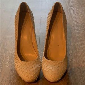 Calvin Klein Platform Heel